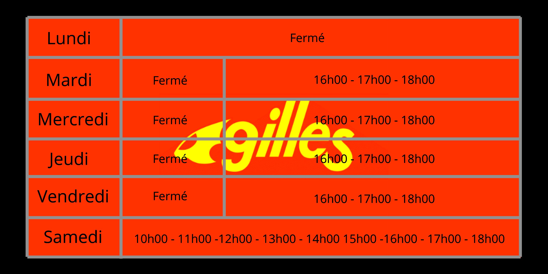 Gilles Auto Ecole La Ferté St Aubin